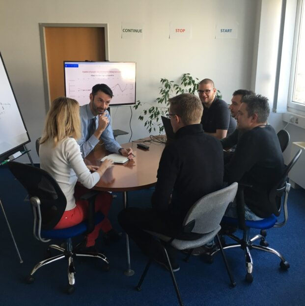 AI Clinic - Artificial intellingence course in hungary