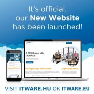 Megújult az ITware honlapja