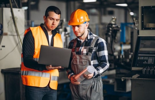 Predictive maintenance with AI - use case study
