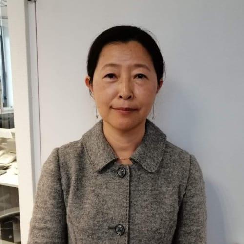Akiko OKUMURA Jetro