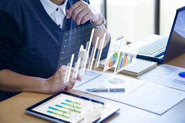 Mit jelent az adatvizualizáció?